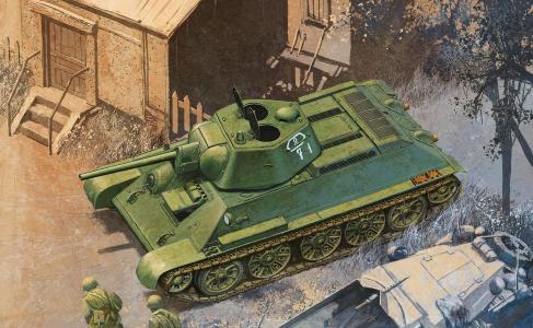 坦克T-34