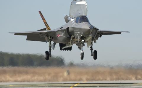 军用飞机F-35