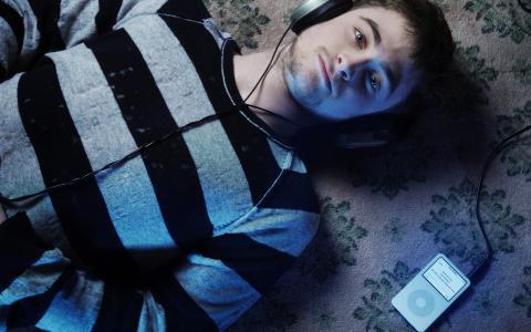 演员丹尼尔·雷德克里夫(Daniel Radcliffe)