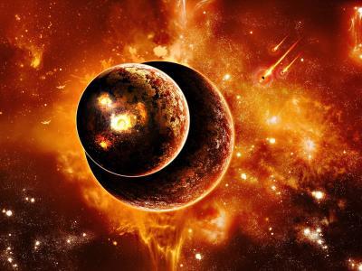 行星的诞生