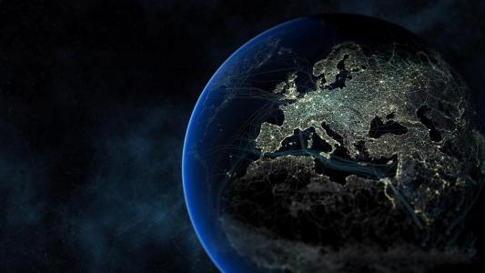 行星地球的生命线