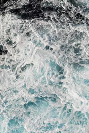 海洋的海面微信背景