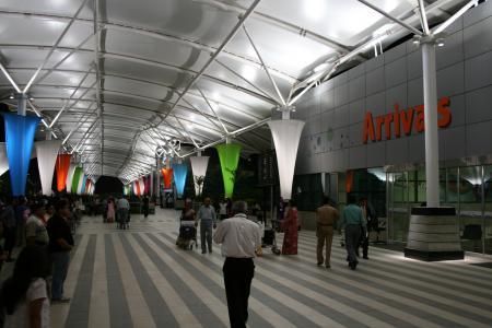 机场在孟买