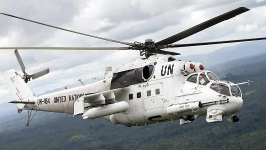 俄罗斯直升机MI-21