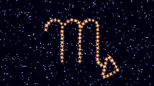 黄道十二宫天蝎座的星座