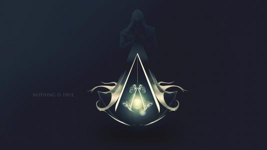 视频游戏标志