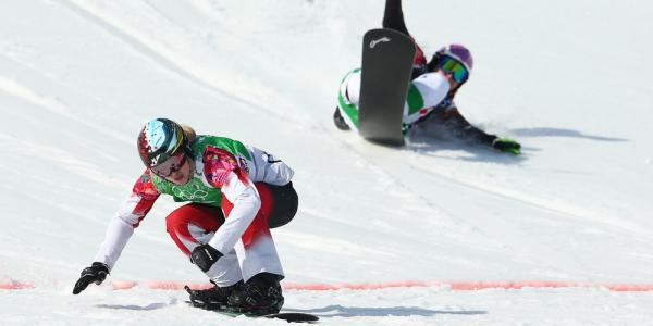来自加拿大的多米尼克马耳他奥运2014年索契银牌