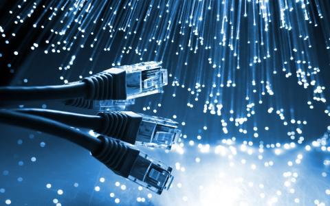 灯光,互联网,高科技,现代