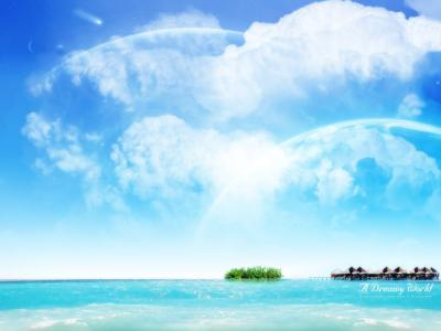 海水的世界