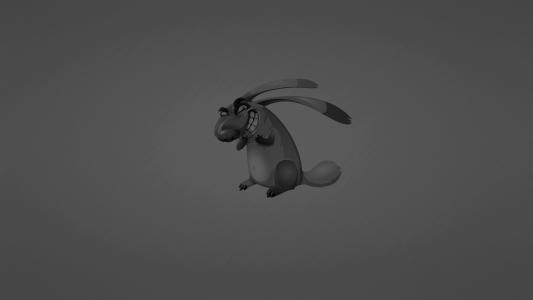 邪恶的兔子