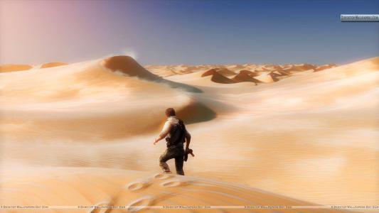 神秘海域3:迷失在沙漠中