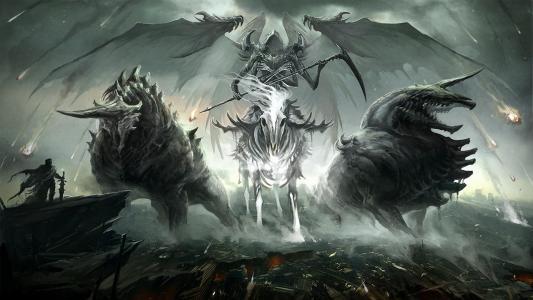 世界末日的野兽