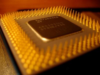 现代计算机的芯片
