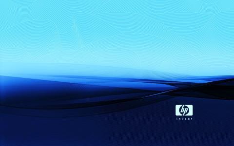 深蓝色透视HP