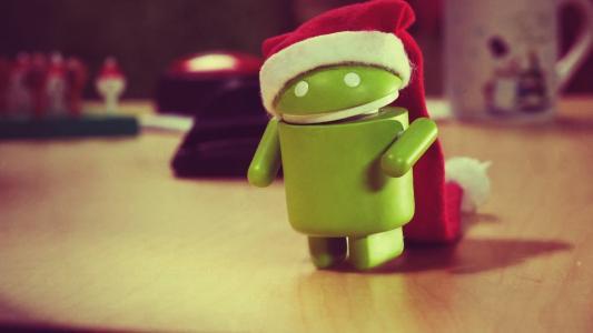 Android在新的一年