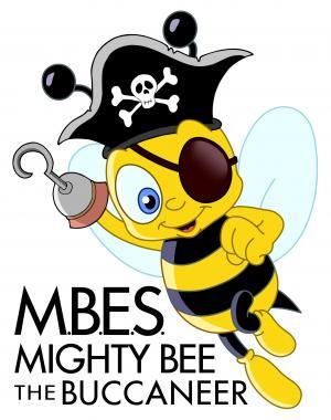 强大的蜜蜂