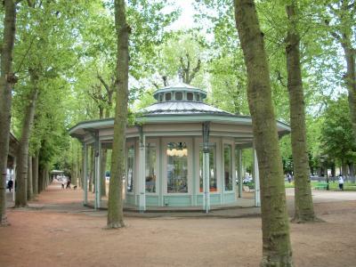 公园在维希,法国