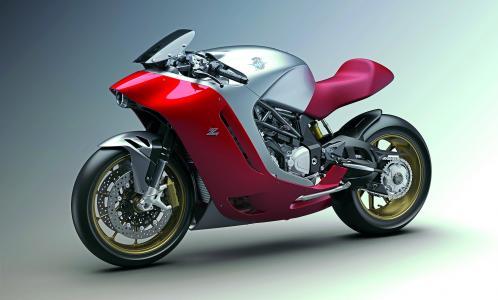 超级摩托车MV阿古斯塔F4Z