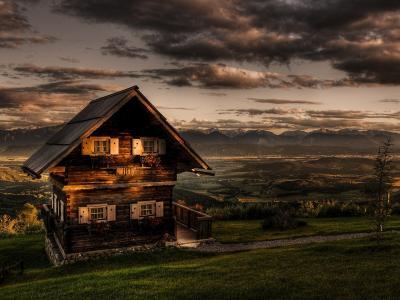 浪漫会议的房子