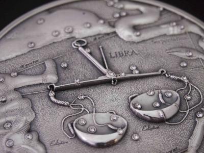 秤上的硬币