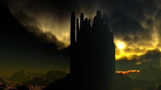 外星人城市