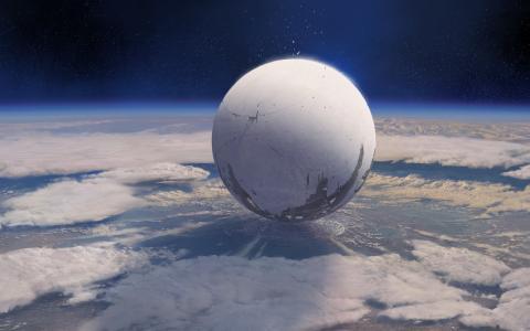 地球上巨大的气球
