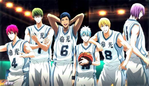 黑子黑子篮球队