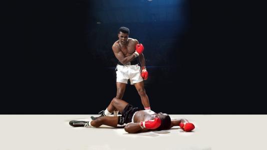 传奇拳击手穆罕默德·阿里
