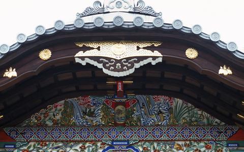 日本的建筑