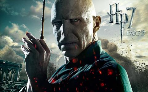 哈利波特与死亡圣器:第二部分