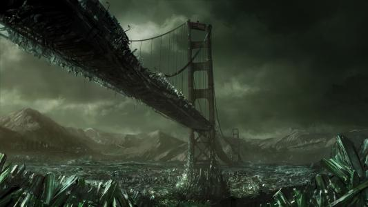 桥,后世界末日