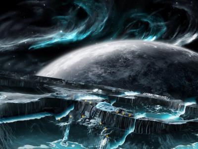 神秘的星球