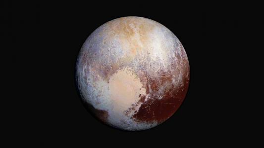 太阳系冥王星的行星