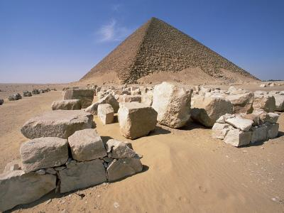 白色金字塔,Dahshur,埃及