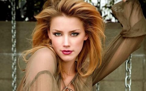 女星Amber Heard