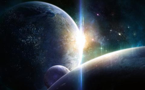 行星的聚合