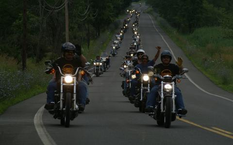 摩托车手的专栏