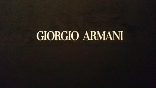 着名品牌乔治·阿玛尼