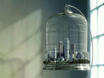 笼子里的城市