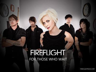 摇滚小组Fireflight