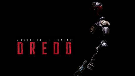 电影海报法官Dredd