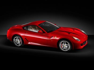 合金轮毂星号法拉利599 GTB