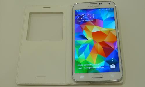 三星Galaxy S5的情况