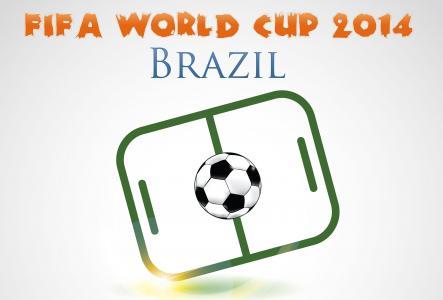 2014年巴西世界杯壁纸