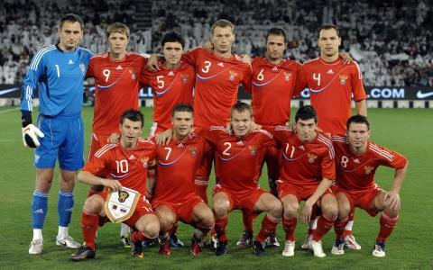 俄罗斯国家队。