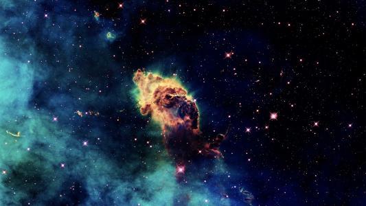 大宇宙的爆炸