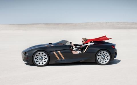 2011款BMW-328 Hommage概念车