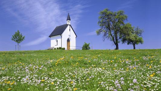 教堂在德国