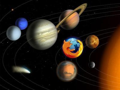 火狐在太阳系