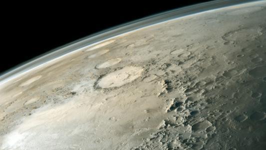表面陨石坑